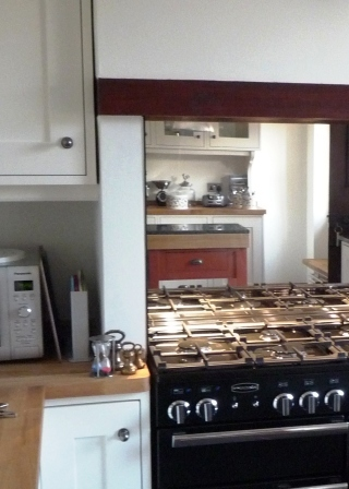 In-Frame Ivory Shaker Kitchen - Whalley - The Skipton