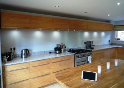 Bespoke Oak Veneer Kitchen   Cononley   The Skipton Kitchen Company | Design  U0026 Installation Of Quality Rigid Kitchens At Reasonable Prices Across  Yorkshire ...