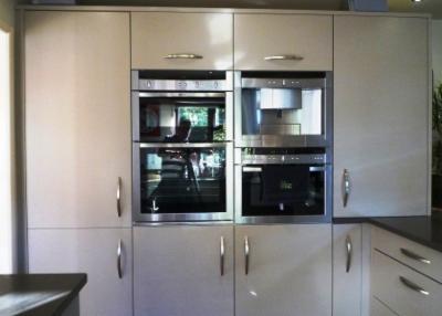 Painted Woodgrain Kitchen Skipton The Skipton Kitchen Company Design Amp Installation Of